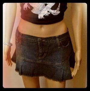 Dresses & Skirts - Jalate Mini Cute Jean skirt 13